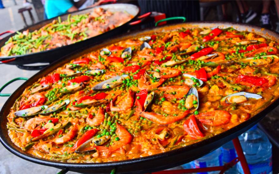 Delicious Paella - Paella Catering Perth